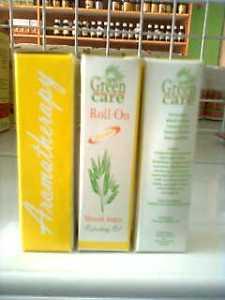 Green care lemon